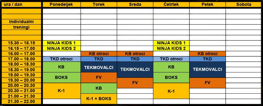 urnik-2017-18-novo-tabela-minus-sobota